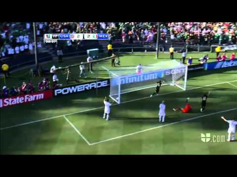 USA vs. Mexico (2011 CONCACAF Gold Cup) [Final]