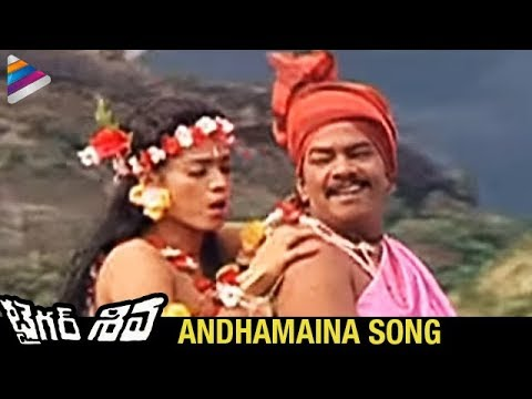 Tiger Shiva Movie Songs - Andhamaina Song - Disco Shanti, Ilayaraja