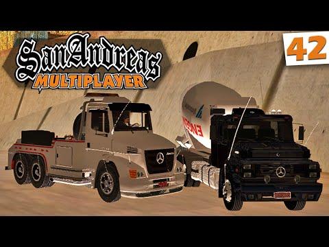 GTA Multiplayer - Novos Caminhões