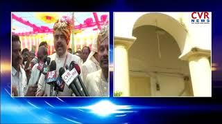 బొబ్బిలి కోటలో వైభవంగా ఆయుధపూజ..| Bobbili Rajula Ayudha Puja in Bobbili Port | CVR New - CVRNEWSOFFICIAL