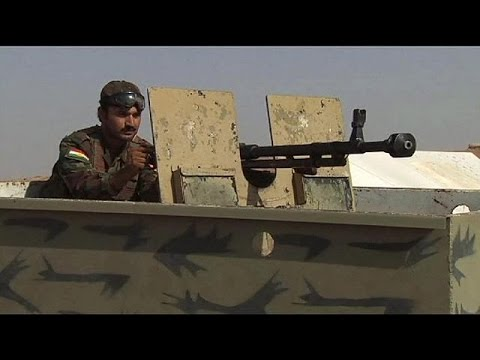 Irak: offensive kurde contre les djihadistes