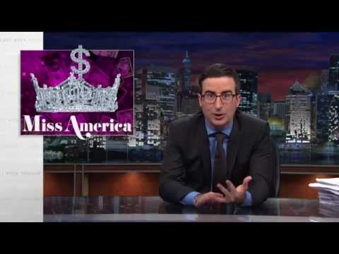 Last Week Tonight with John Oliver: Miss America Pageant (HBO)