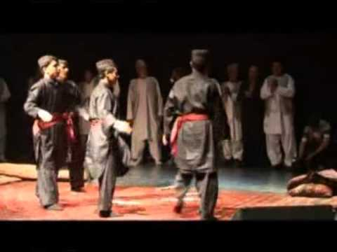 Attan Badghisi - Badghisi Group Live in Kabul