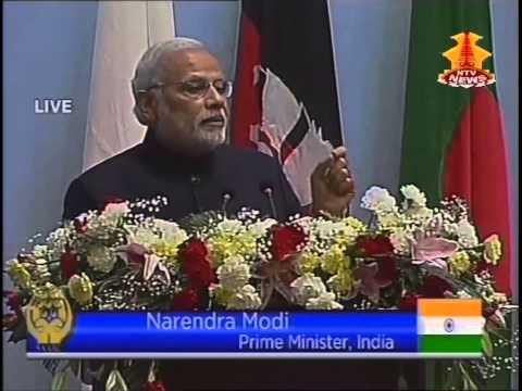 PM Narendra Modi's full speech at SAARC Summit