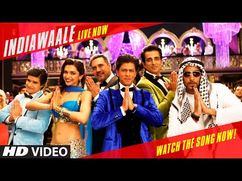 Happy New Year - India Waale song