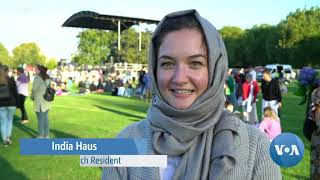Women in Christchurch Continue Wearing Headscarves in Support of Muslim Community - VOAVIDEO