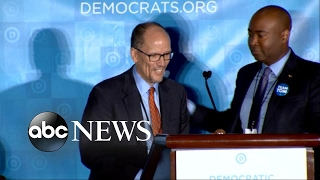Tom Perez becomes the new national chair of the Democratic Party - ABCNEWS