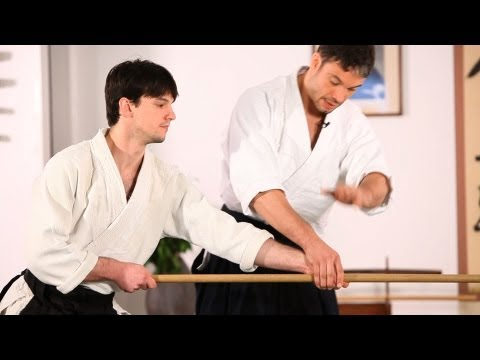 How to Do Jo Tori | Aikido Lessons