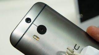Новый HTC One (M8): обзор предварительный