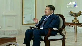 جريدة التحرير   بالفيديو.. زويل: مدينة علمية خلال عام -