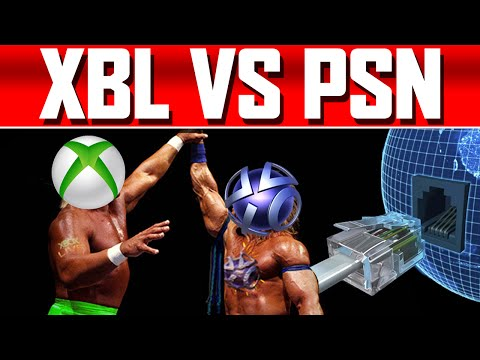 PSN vs XBOX LIVE - Sony Concerned?