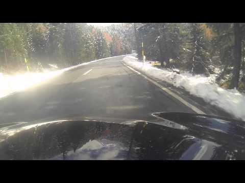 Pirelli Winter Sottozero & Infiniti Q50S Hybrid, sfida sulle nevi
