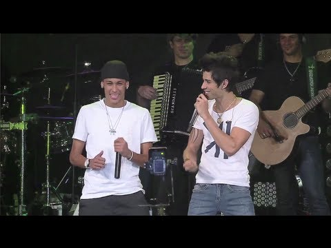Gusttavo Lima & Neymar - BALADA (TCH TCHERERE TCH TCH)