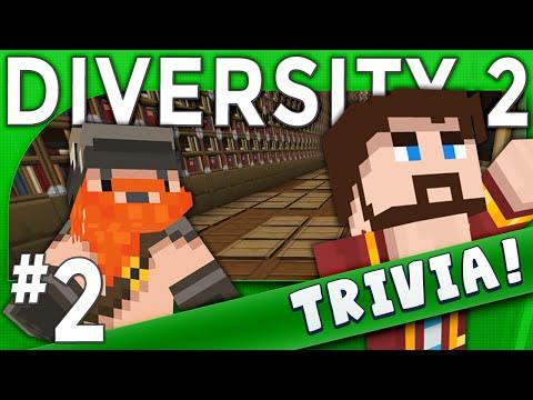 Minecraft - Diversity 2 - Killer Chickens (Trivia)