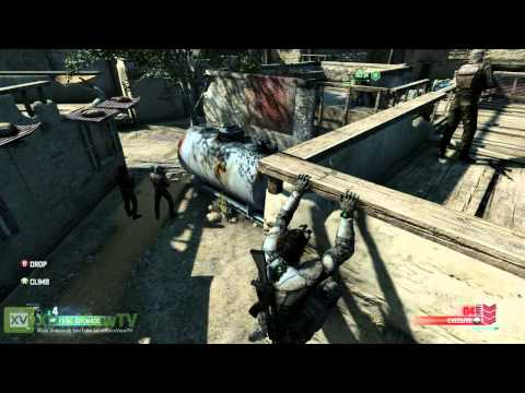 Splinter Cell BLACKLIST | Extended GamesCom 2012 Walkthrough (Deutsche Untertitel) | HD