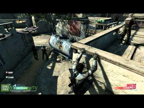 Splinter Cell BLACKLIST | Extended GamesCom 2012 Walkthrough (Deutsche Untertitel) | HD