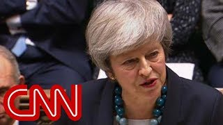 Theresa May delays UK Brexit vote - CNN