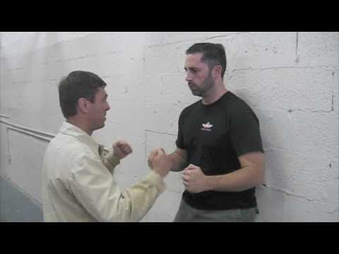Fear Control Drill with Konstantin Komarov - Systema Russian Martial Art