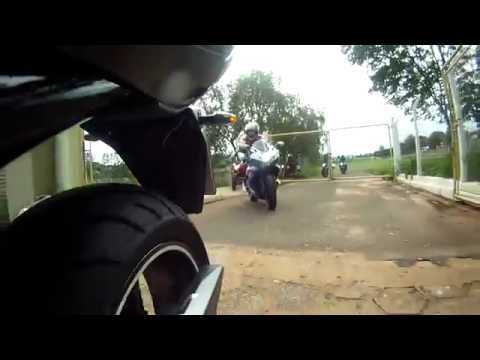 GSX650F# | TRACKY DAY DESCALVADO | ACIDENTE HORNET |