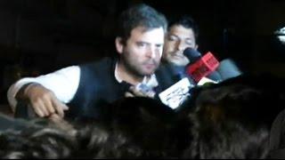 Rahul Gandhi dares government to run bulldozer over him - NDTVINDIA