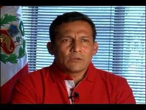 Ollanta Humala : El Proyecto Nacionalista parte 2