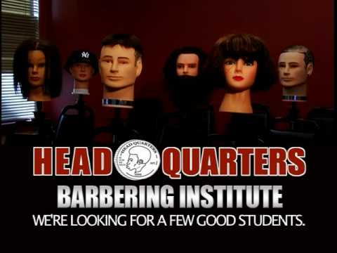 HQ Barbering Institute Commerical