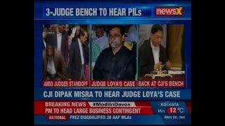 CJI Dipak Misra to hear Judge Loya's death case - NEWSXLIVE