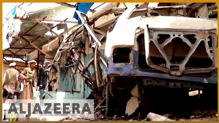 🇺🇸 Report: US-made bomb used in deadly attack on Yemen school bus | Al Jazeera English - ALJAZEERAENGLISH