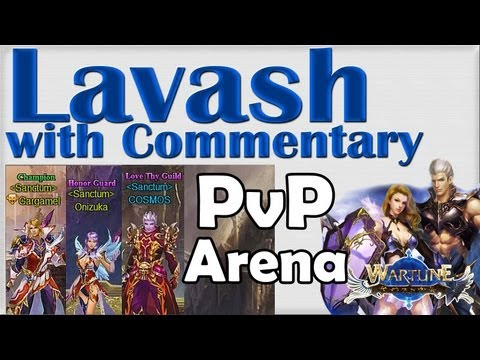 ➜ Wartune Gameplay 65-68 Level Group Arena Cross Server with Gargamel and Onizuka
