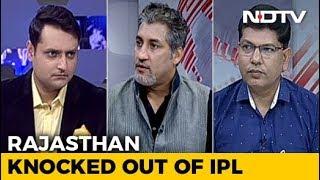 Rajasthan Lacked Fire-Power To Beat Kolkata - NDTV