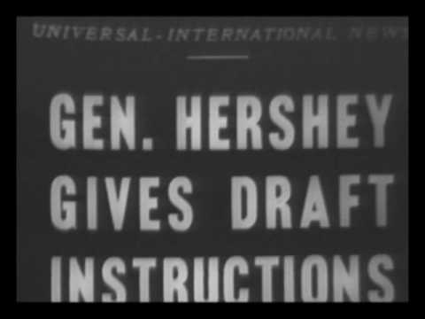 Berlin Siege. Gen. Clay Returns To Report On Red Crisis 1948 Newsreel