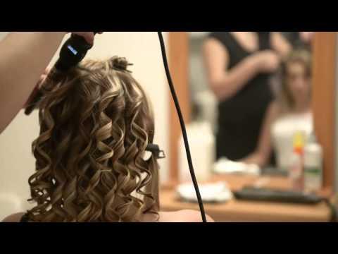 Speed wedding haircut by Jana Zurovcova | Proměna účes Jana Žurovcová