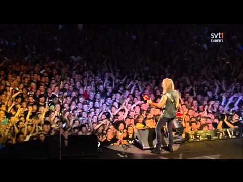 The Big 4 - Metallica - The Call Of Ktulu Live In Gothenburg Sweden July 3 2011 HD