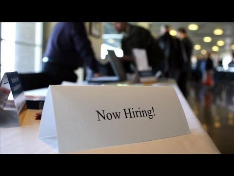 Huge Jobs Numbers, US Unemployment Lowest in 4 Years