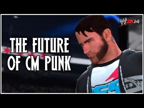 WWE - CM Punks WWE Future? Latest News! (WWE 2K14)