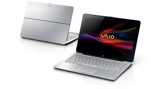 Обзор ноутбука-трансформера Sony Vaio Fit 11A Multi-Flip (SVF11N1S2RS)