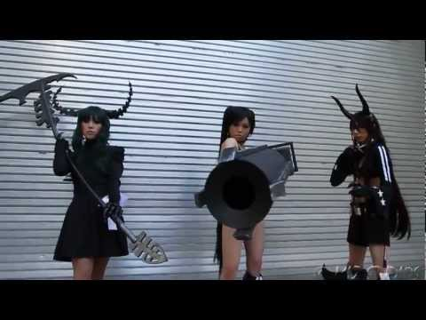 Fanime 2012 Cosplay Video 2-4 [Next Day Edit]