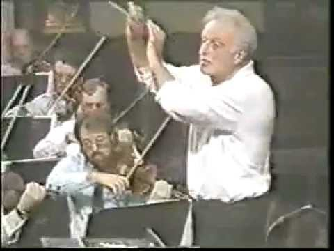 Carlos Kleiber in Rehearsal for the 1992 New Year Concert