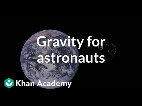Gravity for Astronauts in Orbit