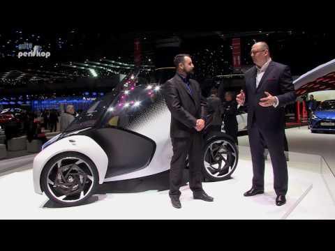 Autoperiskop.cz  – Výjimečný pohled na auta - VIDEO – Toyota Yaris hot hatch, i-TRIL concept a Lexus LC 500, LS 500h – Ženeva 2017