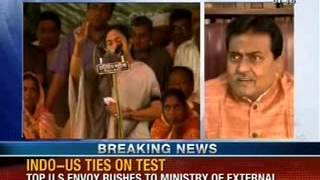 NewsX: West Bengal govt. bans Taslima's serial -Mamta banerjee did'nt allow it to telecast - NEWSXLIVE