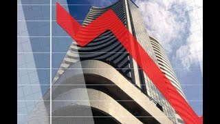 In Graphics: Market shown a big decline, sensex near 34,000 - ABPNEWSTV
