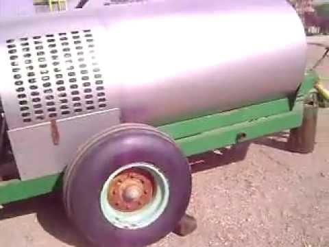 MOV09150 Fumigadora de Huertas $8,400 Dlls.