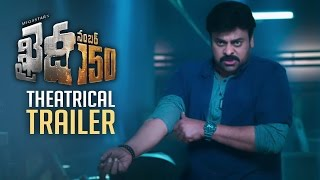 Khaidi No 150 Theatrical Trailer | Official | Chiranjeevi | Kajal | DSP | TFPC - TFPC