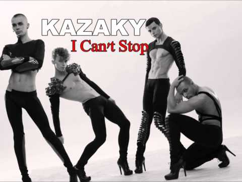 Kazaky - I Can't Stop (EP)