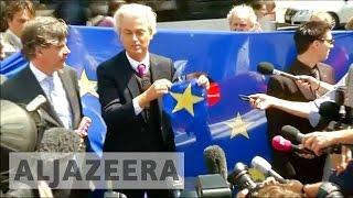 Geert Wilders found guilty of hate speech - ALJAZEERAENGLISH