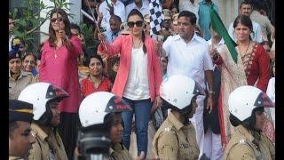 Rani launches Women Beat Marshalls scheme - IANSINDIA