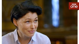 Emma Willis learns about an 'Irish genius' - Who Do You Think You Are? Series 14 Episode 5 - BBC One - BBC