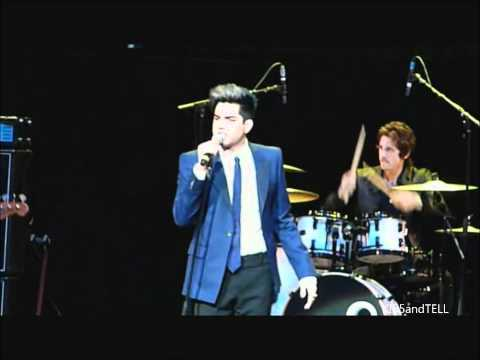 Adam Lambert - Trespassing - Royal Albert Hall 07.06.2012 HD