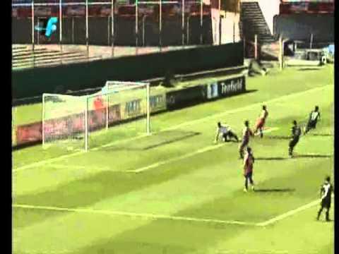 Show de Goles Sexta fecha del Apertura. Uruguayo 2010/2011